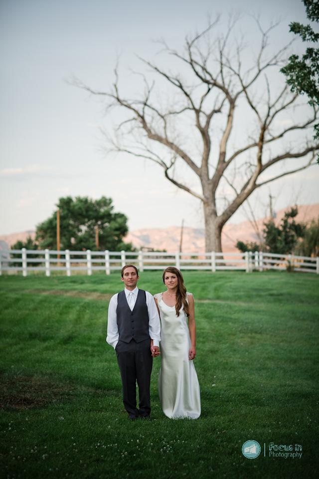 Laura and Jim | Reno, Nevada Wedding