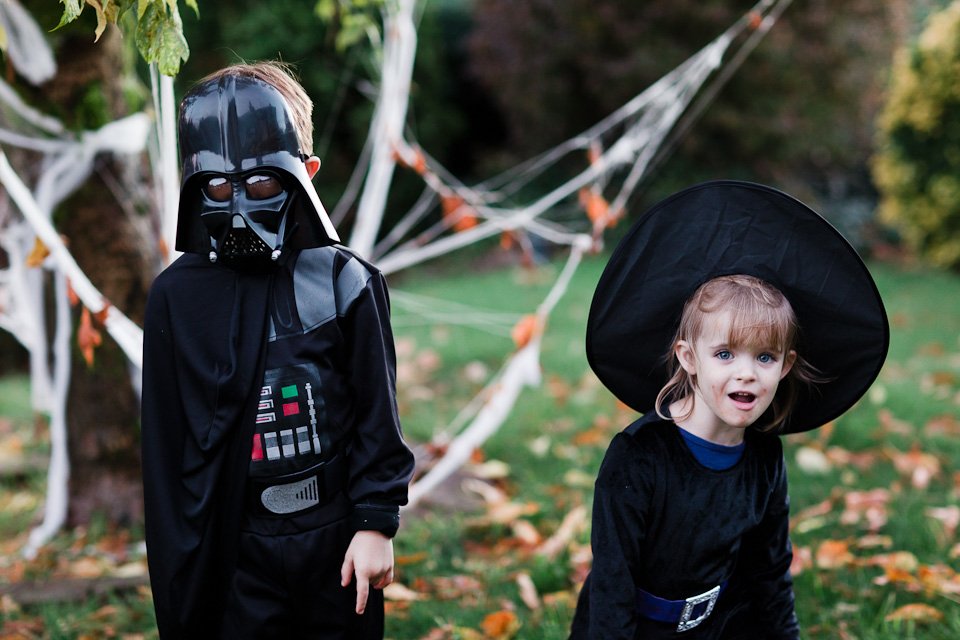 Vader and the Witch