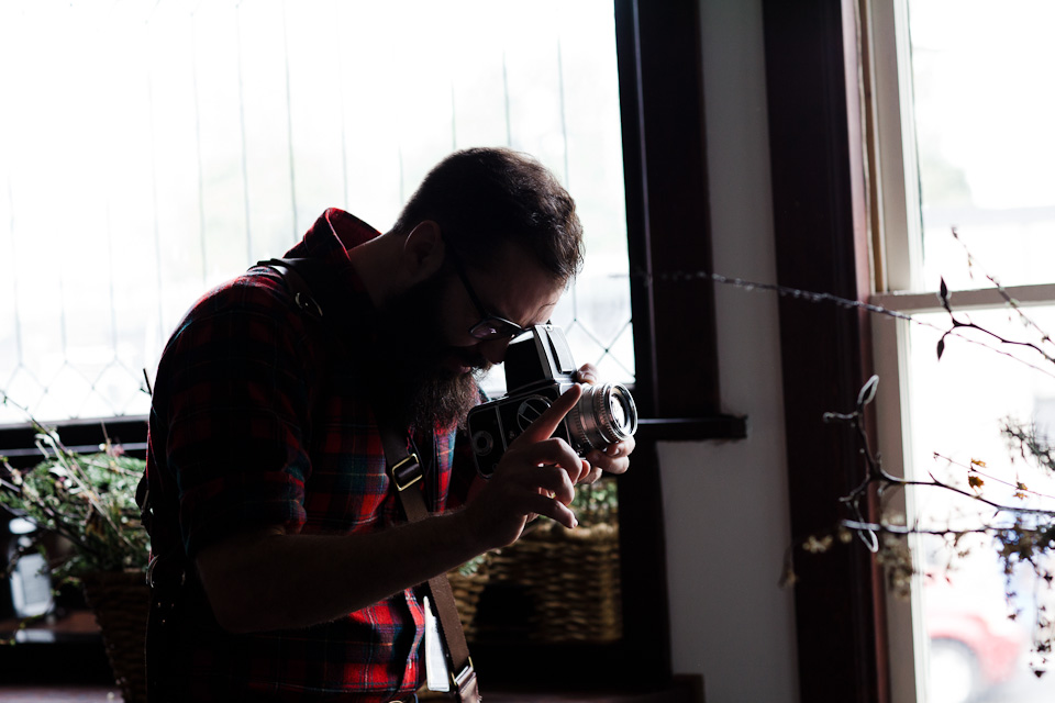 Artists at Work || Tacoma Lifestyle Photography