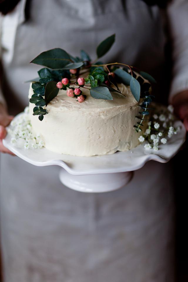 I'd a Baked Cake | Tacoma Food Photography