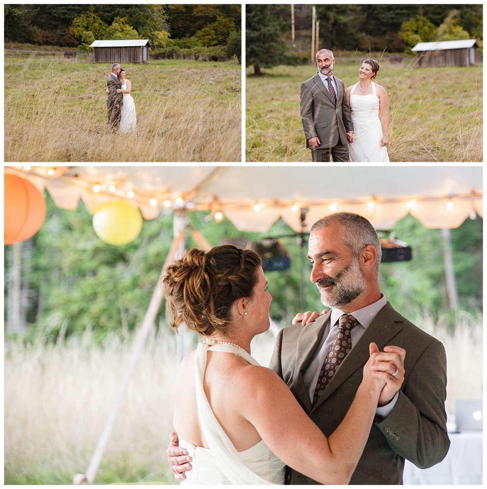 Heather & Devin- An Orcas Island Wedding