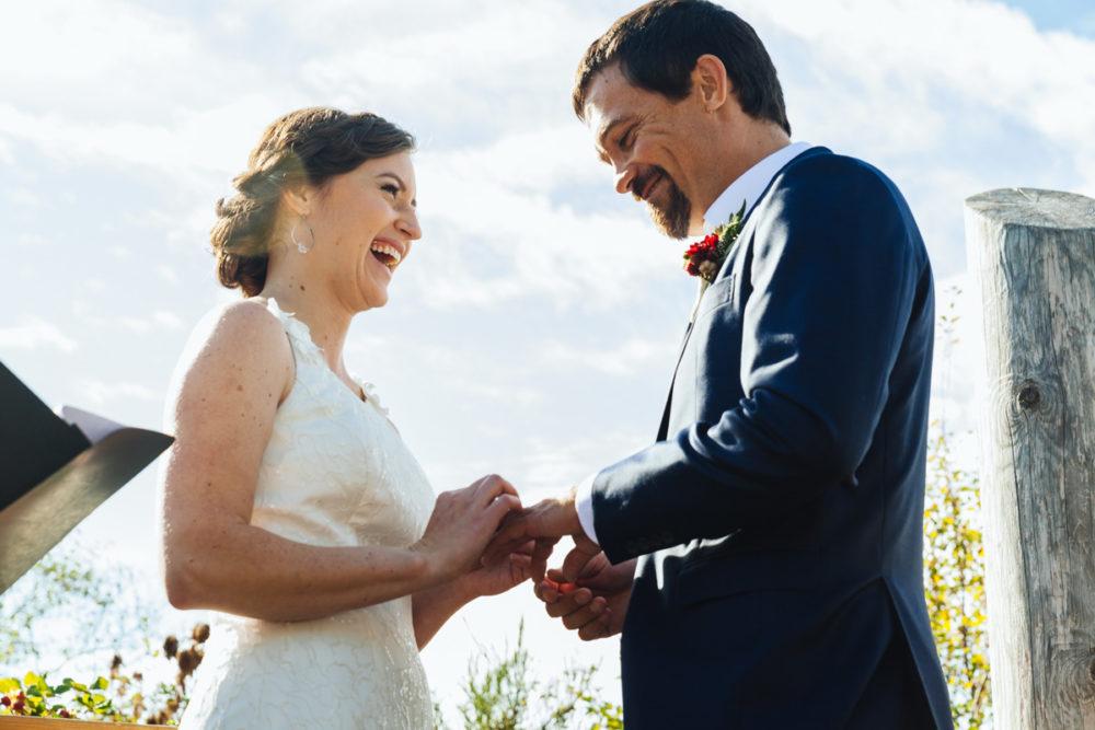 Lauren & Brad – A Seattle Wedding