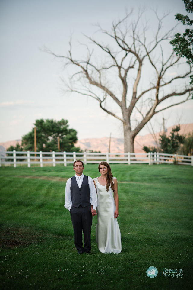 Laura and Jim | Reno, Nevada Wedding