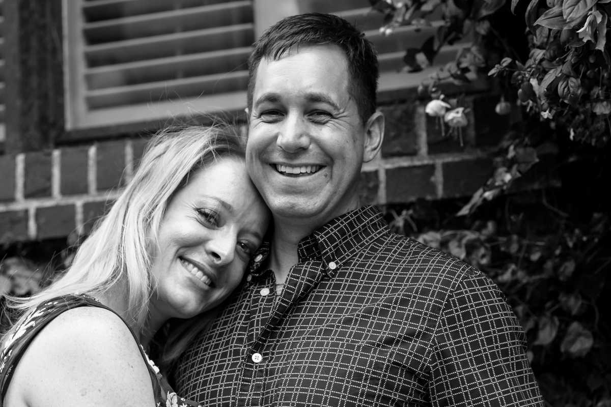 Lydia and Aaron Pioneer Square Seattle Engagement